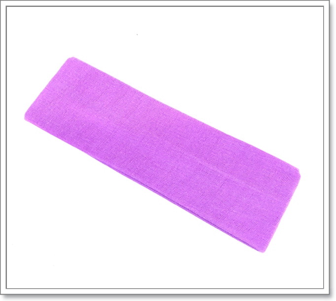 Plain Color Cotton Elastic Stretch Headband 7cm Or 13cm Wide Yoga Sports Gym 12