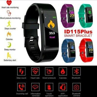 Smart Watch Activity Fitness Bracelet Blue 2