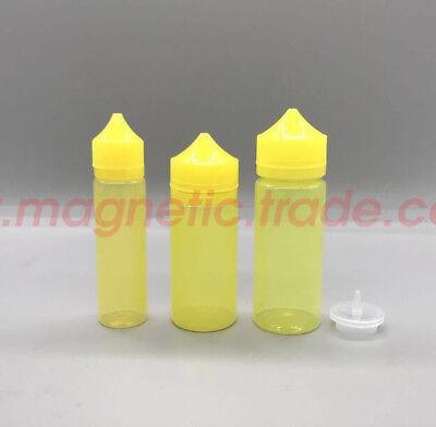 10ml 30ml 60ml 100ml 120ml Pen Shaped Double ChildProof PET Long Dropper Bottle 6