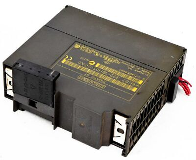 Siemens 6ES7 322-1BH01-0AA0 Simatic S7 Digital Output Module 2