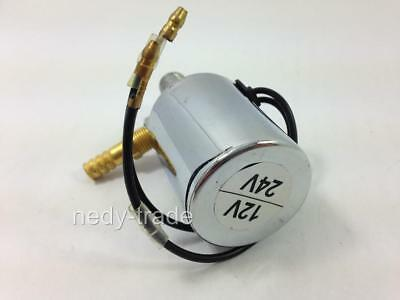 180PSI Metall Zug Auto Horn Lufthorn Schalter Elektrohorn Magnetventil 12V