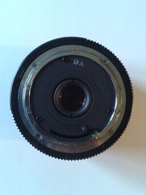 konica hexanon ar 28mm 2