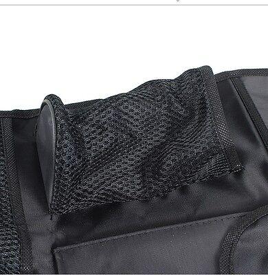 Rückenlehnentasche Rücksitztasche Auto Universal Schwarz