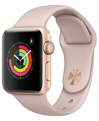 Apple Watch Series 3 Aluminum | 38mm / 42mm | 8GB GPS | Space Gray/Silver/Gold 4