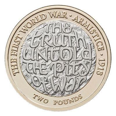 £2 Rare Two Pound Coins 1986-2019 N. Ireland,Olympic, Austin, Aviation &2019 5