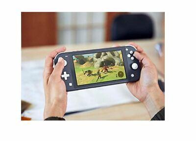 Nintendo Console Switch Lite Colore Grigio Garanzia Italia 24 Mesi 5