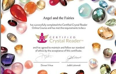Code 241 Quartz Pendulum Infused Necklace Doreen Virtue Certified Practitioner