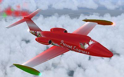 FLIGHT SIMULATOR X FSX Addon Bundle - Private & Business Jet Aircraft - 15+  NEW!