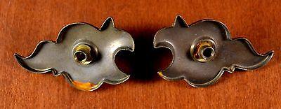 "FURNITURE PULLS 5"" C-C Keeler Brass Co. VINTAGE Mid-Century Original CURVY"