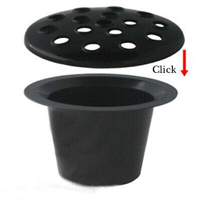 Metal & Plastic Grave Pot Replacment Part Dome Crem Vase Pots Headstone Insert 7