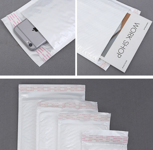 POLY Bubble Mailers Self Seal Padded Wholesale Mailing Shipping Bag Envelopes 7