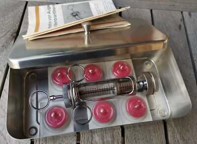 Dreiring-Spritze zur Filtration von Augentropfen/Ultra Asept/pharma daig+lauer 2