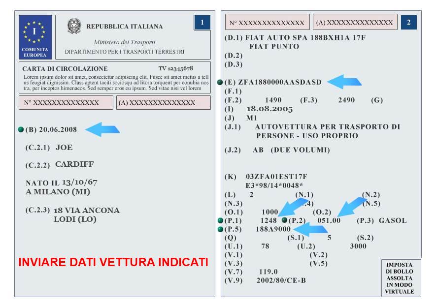 FIAT 500 L 0.9//0.9 Natural Power 2012/>/> 1.4 PASTIGLIE FRENO 1.3-1.6 D