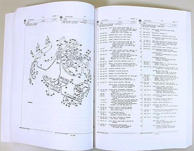 international ih 766 966 1066 1466 1468 hydro 100 tractors parts manual  catalog 5