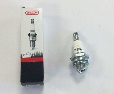 Oregon 4 Pack Of Genuine OEM Replacement Spark Plugs # 77-324-1-4PK
