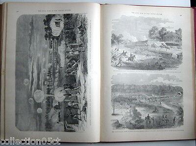 1902'S Book, Battles And Commanders Of Civil War, Leslie's Famous War Pictures 11