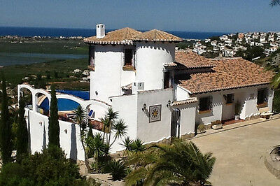 Spanish Villa to rent - Late availability - Any week in January - ONLY £400 2