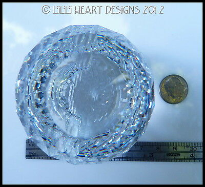 SWAROVSKI CRYSTAL 60mm BEST HANGING BALL Rainbow Maker Lilli Heart Designs 9