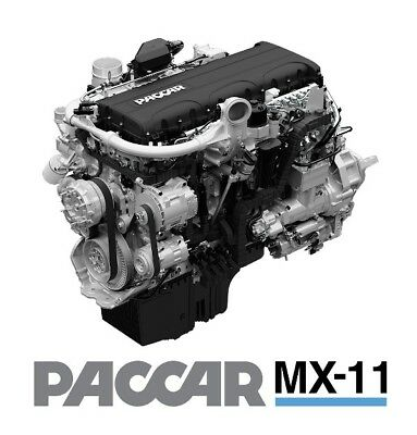 PACCAR DAVIE 4 Engine Diagnostic Software MX-11 MX-13 OEM Engine Software  only