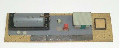 TeMos - Dieselloktankstelle, Mischbauweise, H0, 60er Jahre - N255/R 7