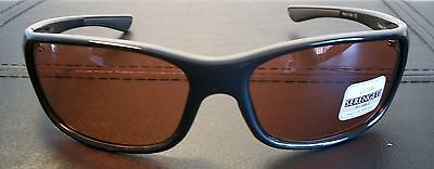 9ab47a321e84 1 of 11FREE Shipping Serengeti 6752 Cascade Sunglasses Drivers Lens Shiny  Black Frame New w/Case Box