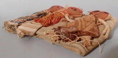 Peru Peruvian Central Coast Chancay Fabric Cotton Burial Dolls  #3 10