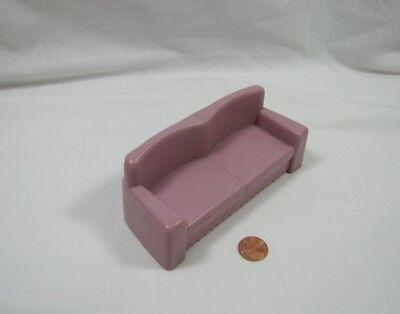 Super Dora The Explorer Talking Dollhouse Purple Couch Sofa Living Machost Co Dining Chair Design Ideas Machostcouk