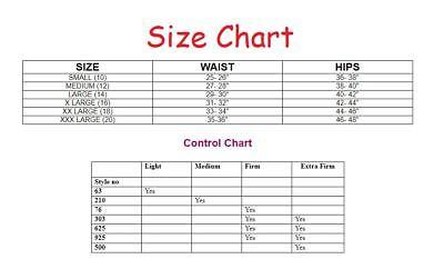 6f6d2c6f858a LADIES CONTROL BRIEFS girdle pants underwear support womens - $6.33 ...