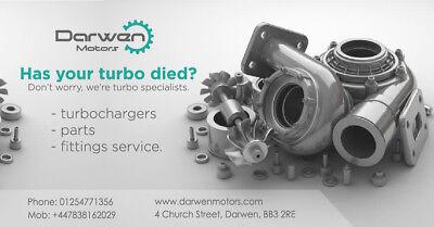 BMW Mini One 1.6d Turbo Turbocharger N47N 54359700041 54359700039 54359880039 11