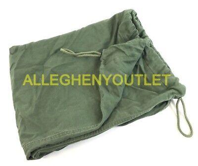 US Army Military Barracks Bag, Cotton Large Laundry Duffle Tote Storage Bag FAIR 4