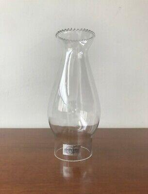 Paralume per lume a petrolio ceramica e campana vetro olio diametro 6 cm 2