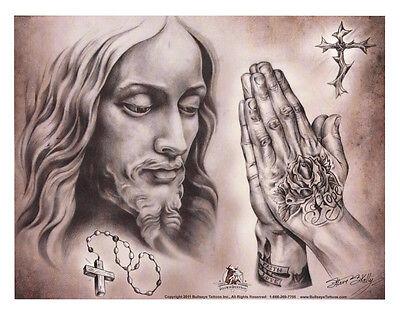 160 Tatowierungen Der Jungfrau Maria Mit Bedeutung 4