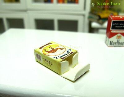 2pcs Dollhouse Miniature 1:12 Cigarette Tobacco Pack Model Bar Room Store Decor 5