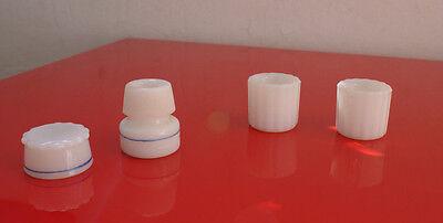 Gefäße Opalglas  Sammler