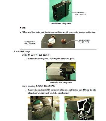 Various  Shimadzu HPLC  SERVICE MANUALS New price reduction