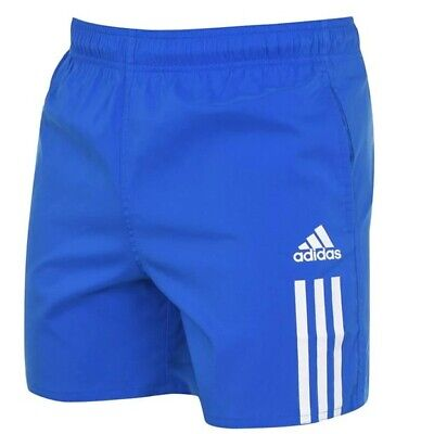 Universidad regular Tratamiento Preferencial  MENS ADIDAS CLASSIC Stylish Casual 3 Stripe Swim Shorts Sizes from S to XL  - $33.70 | PicClick