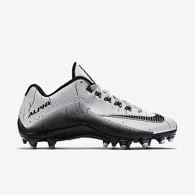 arrives 4d5e1 e3278 2 of 6 Nike Alpha Pro 2 Td Men s Football Cleats 719925-100 Msrp  95