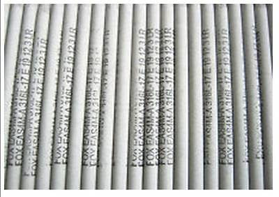 Stainless Steel Welding Rods. E316L17. ARC. Electrodes. 1.6mm - 4mm Top Quality 2