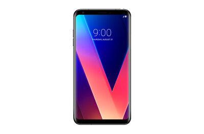 LG V30 US998- 128GB - Titan Black (Factory Unlocked) Smartphone 9/10 2