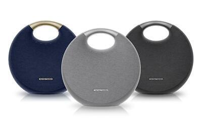 Harman Kardon Wireless Bluetooth Speaker ONYX Studio 6 Grey Black Blue 2