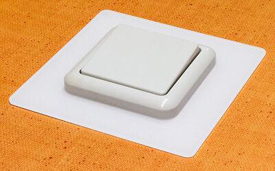 Acrylglas Weiss Tapetenschutz Wandschutz Dekor Rahmen 1 2 3 4 Fach Eur 6 45 Picclick De