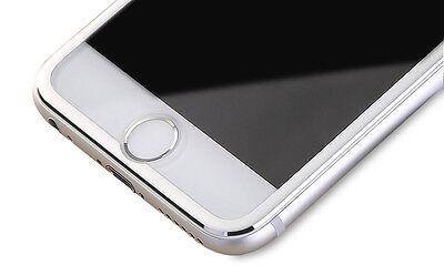 Vitre film protection verre trempé FULL 3D ALUMINIUM iPhone 7/6/6S/8/X/XR/XS/MAX 5