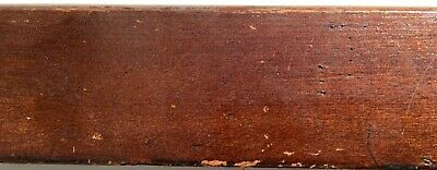 (2) Antique 19th Century 1891 Wood Bible Book Racks St. Pauls Church Woodbury CT 11