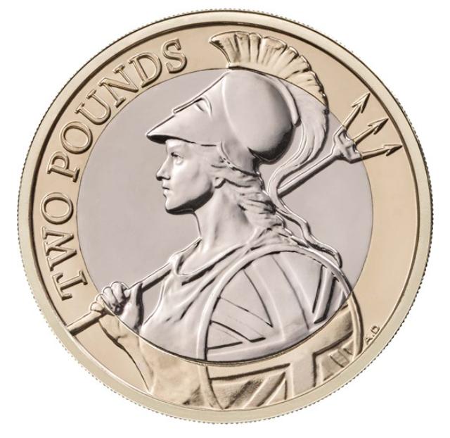2019 2020 £2 coin Two pound coins BRITANNIA, D-DAY,  AGATHA CHRISTIE, MAYFLOWER 2