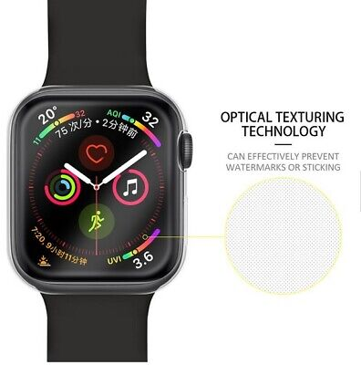 Full Cover TPU Case iWatch Screen Protector case For Apple Watch Series 5/4/3/2 7