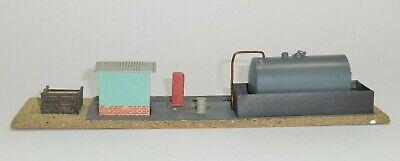 TeMos - Dieselloktankstelle, Mischbauweise, H0, 60er Jahre - N255/R 5