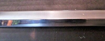 """Antique Retro Chrome Plated Steel Hexagon Wall Sink Leg Support 24-5/16"""" to 27"""""""