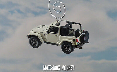 Jeep Christmas Ornament.Contemporary Manufacture 2016 Jeep Wrangler Custom Christmas