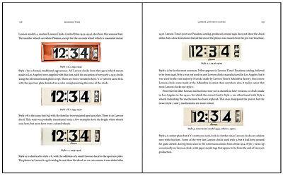 The Lawson Clock Book 6
