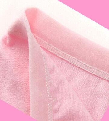 4 Pack Girls Boxer Shorts Underwear Briefs Cotton Knickers Age 4-11 years 5